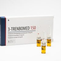 3-TRENBOMED 150 (Mezcla de trembolona) DeusMedical 10ml [150mg/ml]