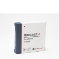 ANADROMED 50 (oximetolona) DeusMedical  50 Comprimidos [50mg/comp]