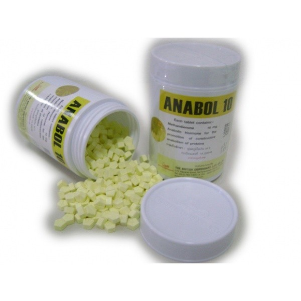 anabol 10mg british dispensary 100 tabletas 1