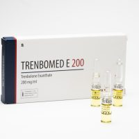 TRENBOMED E 200 (Enantato de trembolona) DeusMedical 10ml [200mg/ml]